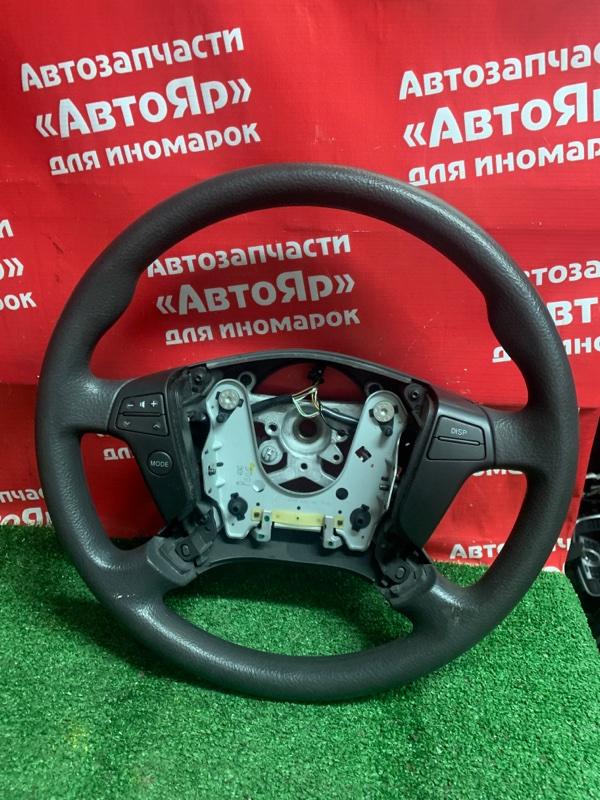 Руль Toyota Avensis AZT250W 1AZ-FSE 01.2007