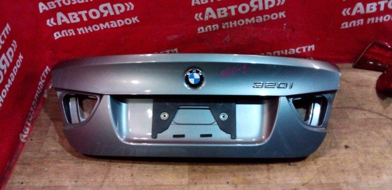 Крышка багажника Bmw 320I E90 N46B20B 09.2008 рестайлинг. без фонарей
