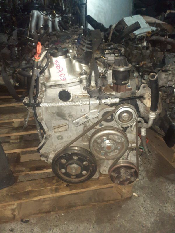 Двигатель Honda Civic Hybrid FD3 LDA 04.2007 цена без навесного, 96т.км.
