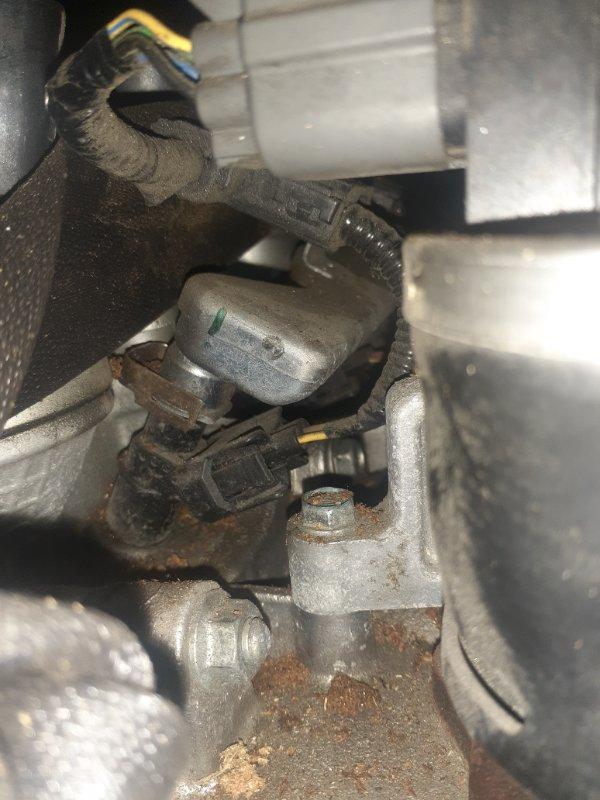 Форсунка Honda Civic Hybrid FD3 LDA 04.2007 комплект 4шт. с рампой