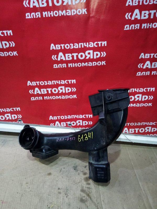Воздухозаборник Honda Stepwgn RK1 R20A 07.2010 17252-R0A-003