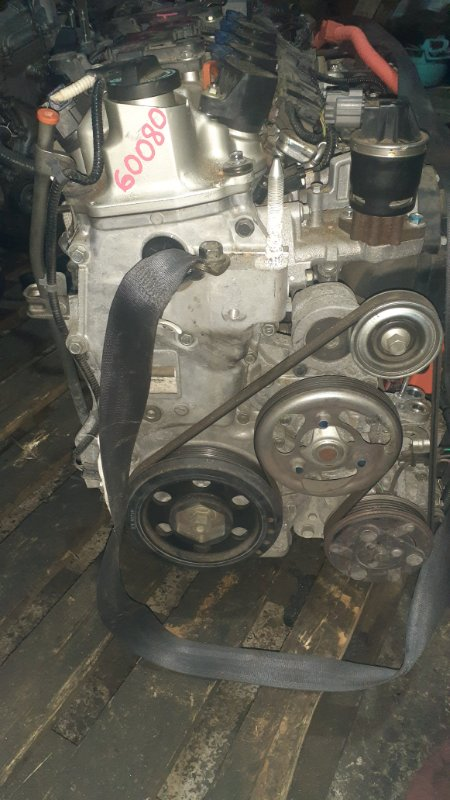Двигатель Honda Civic Hybrid FD3 LDA 09.2006 цена без навесного, 84т.км.