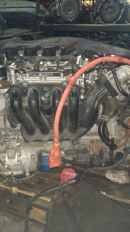 Коллектор впускной Honda Civic Hybrid FD3 LDA 09.2006