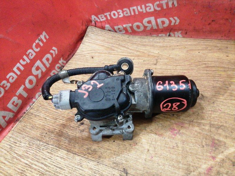 Механизм стеклоочистителя Nissan Teana J32 VQ25DE 07.2008 моторчик