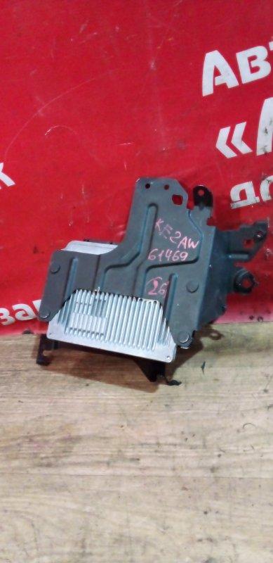 Блок управления efi Mazda Cx-5 KE2AW SH-VPTS 03.2012 SH0318881C
