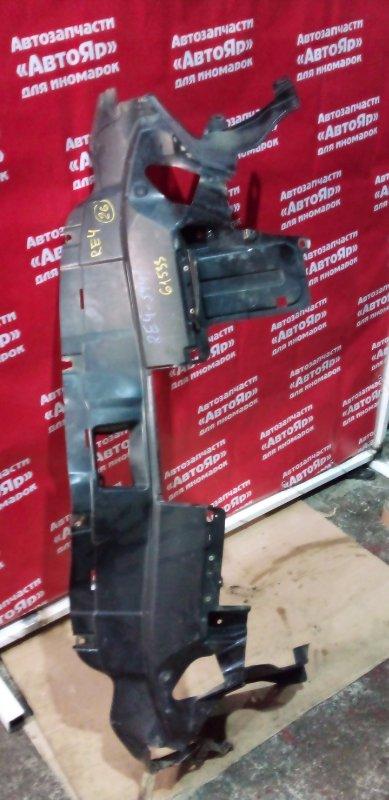 Защита двигателя Honda Cr-V RE4 K24A 12.2006 передняя 74111-SWA-A000