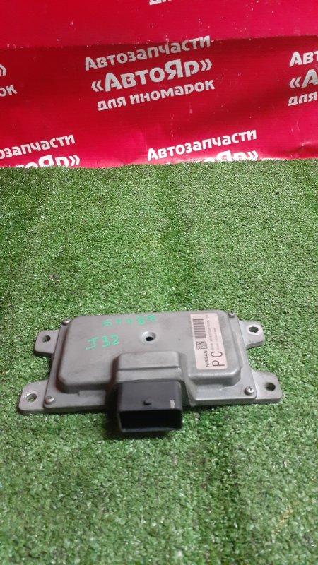 Блок переключения кпп Nissan Teana J32 VQ25DE 07.2008 31036-jn00b / etc52-121na1