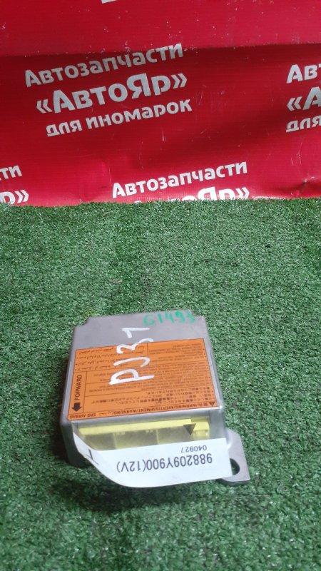 Блок управления airbag Nissan Teana PJ31 VQ35DE 10.2004 988209y900