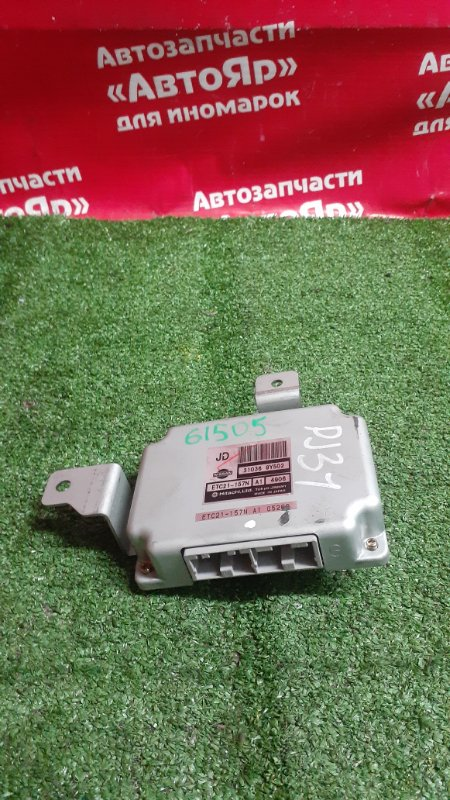Блок переключения кпп Nissan Teana PJ31 VQ35DE 10.2004 31036-9y502 / etc21-157n