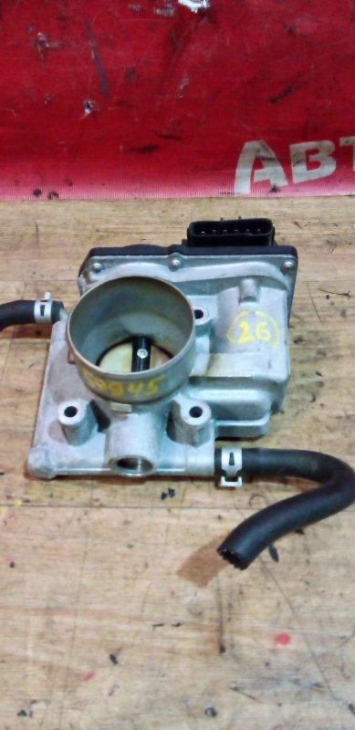 Заслонка дроссельная Mazda Demio DE3FS ZJ-VE 05.2010 электро, дефект фишки на фото