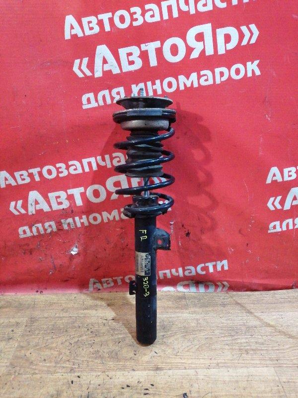 Стойка подвески Bmw 335I E91 N54B30A 11.2006 передняя правая дефект пыльника, цена за штуку,