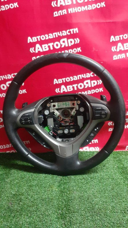 Руль Honda Accord CU2 K24A 12.2008 мульти