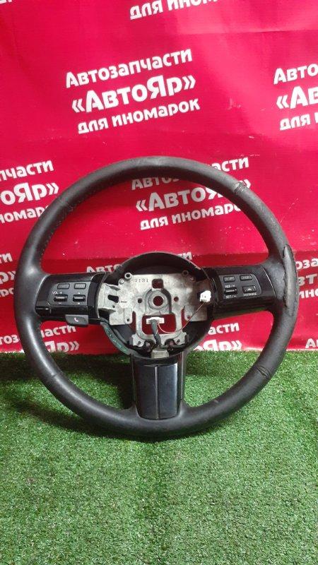 Руль Mazda Cx-7 ER3P L3-VDT 03.2007 мульти, состояние на фото