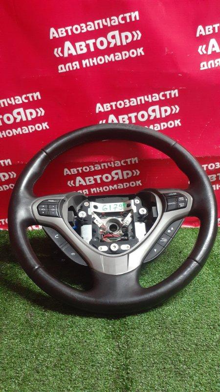 Руль Honda Accord CU2 K24A 11.2008 мульти