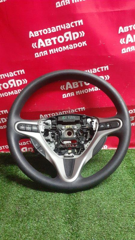 Руль Honda Civic FD1 R18A мультируль