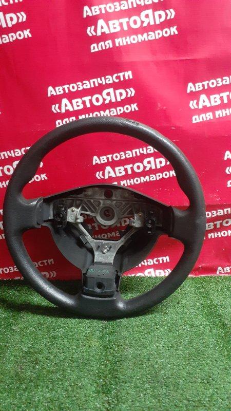 Руль Nissan Qashqai KNJ10 MR20DE 03.2008