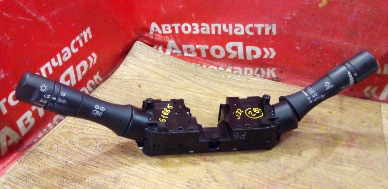 Кулиса Nissan Teana J32 VQ25DE 07.2008 Свет, автосвет, туманки/Дворники
