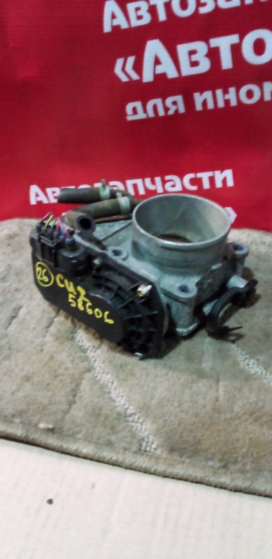 Заслонка дроссельная Honda Accord CU2 K24A 12.2008 электро