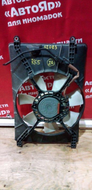 Диффузор радиатора Honda Stepwgn RK5 R20A 05.2010 правый