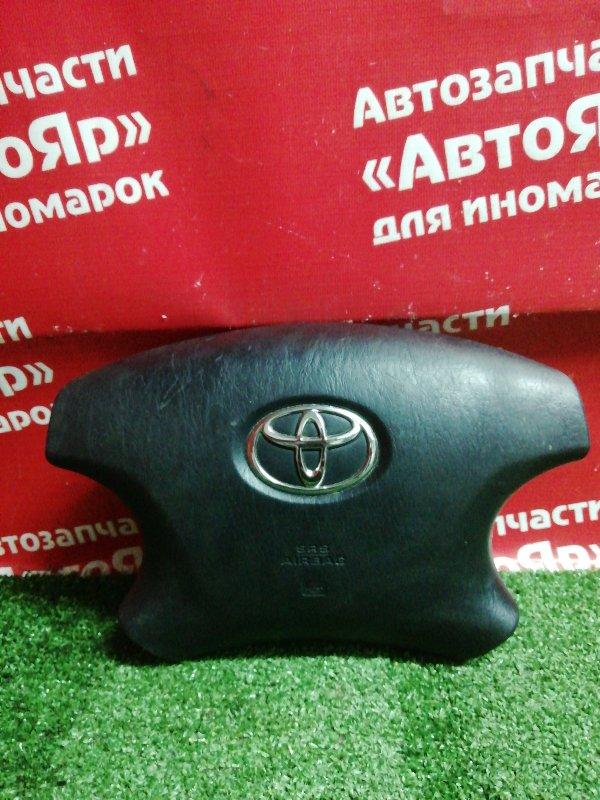 Airbag Toyota Ipsum ACM26W 2AZ-FE 11.2002 С зарядом, черный.