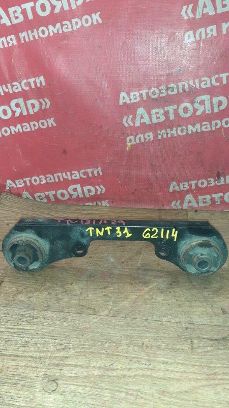 Подушка редуктора Nissan X-Trail TNT31 QR25DE 09.2007