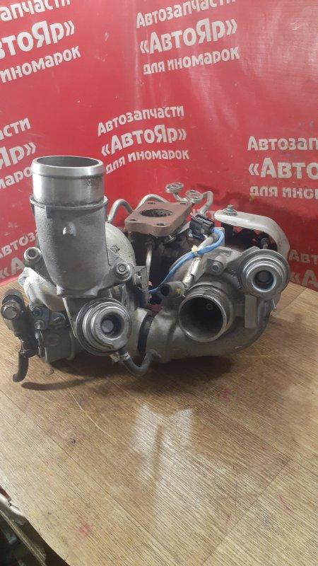 Турбина Mazda Cx-5 KE2AW SH-VPTS 03.2012 SH01-13-700A, в сборе, состояние отличное