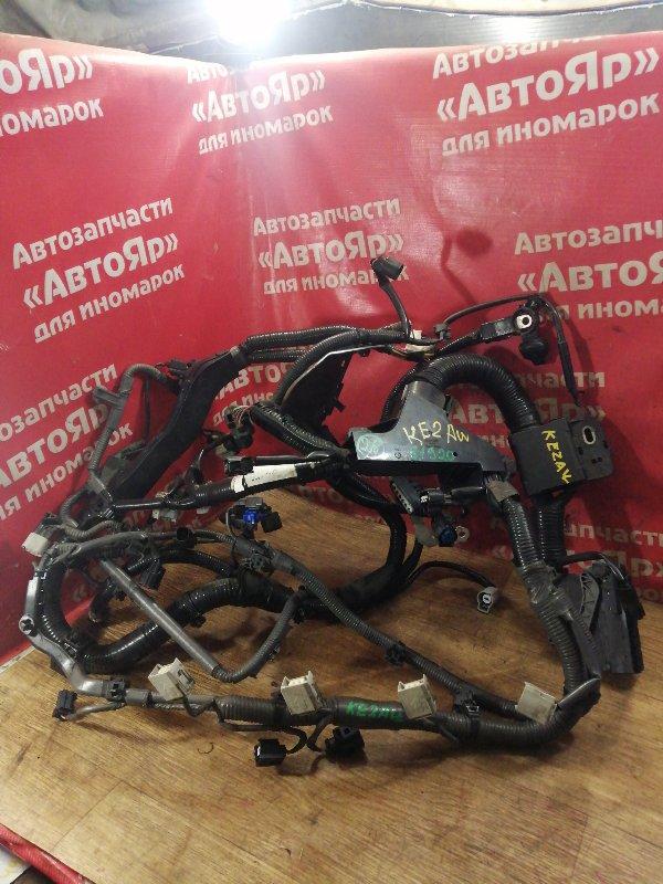 Коса двс Mazda Cx-5 KE2AW SH-VPTS 03.2012 4wd, дизель 2.2л.