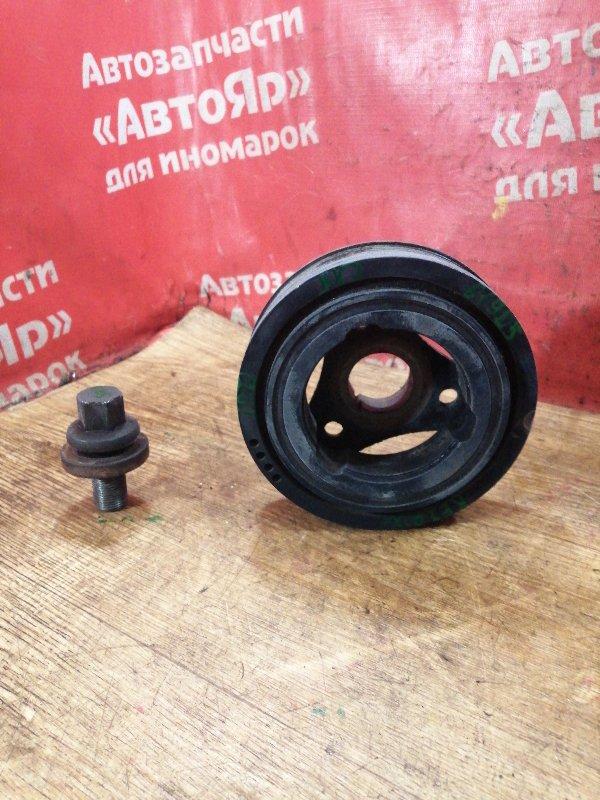 Шкив Mazda Cx-5 KE2AW SH-VPTS 03.2012 SH01-11-400A