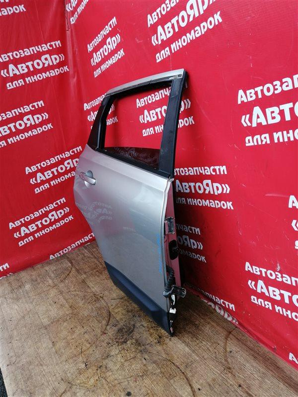 Петля дверная Nissan Qashqai KNJ10 MR20DE 03.2008 задняя правая комплект 2 шт.