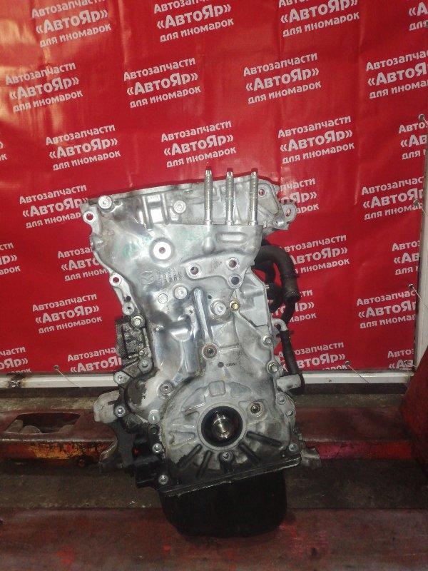 Блок цилиндров Mazda Cx-5 KE2AW SH-VPTS 03.2012 в сборе, колено под проточку, подробности по