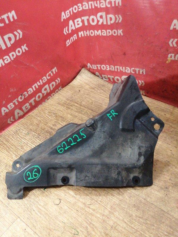 Защита двигателя Bmw 320I E90 N46B20B 09.2008 передняя правая 51.71-7 159 190