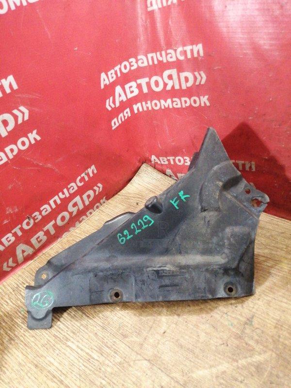 Защита двигателя Bmw 335I E91 N54B30A 11.2006 передняя правая 51.71-7 159 190
