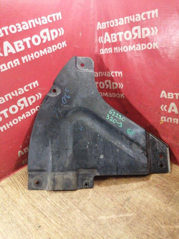 Защита двигателя Bmw 335I E91 N54B30A 11.2006 7163563