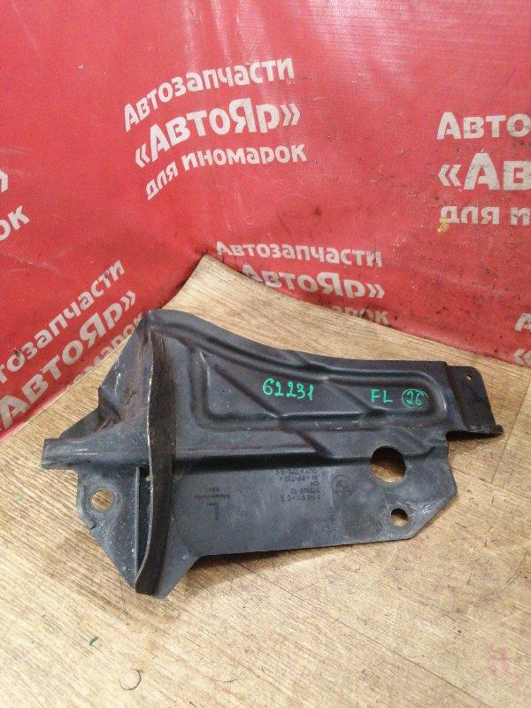 Защита двигателя Bmw 323I E90 N52B25A 10.2005 левая 7.116 911-08