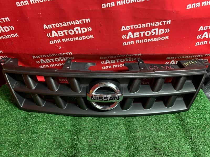 Решетка радиатора Nissan X-Trail TNT31 QR25DE 01.2008