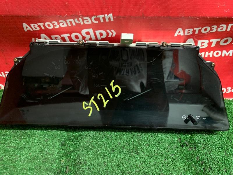 Комбинация приборов Toyota Carina ST215 3S-FE 83800-20700