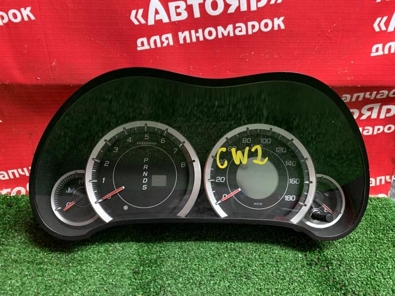 Комбинация приборов Honda Accord CU2 K24A 78100-tl3-j120