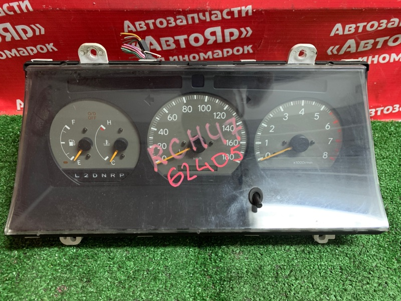 Комбинация приборов Toyota Regius RCH47 3RZ-FE 83800-26811