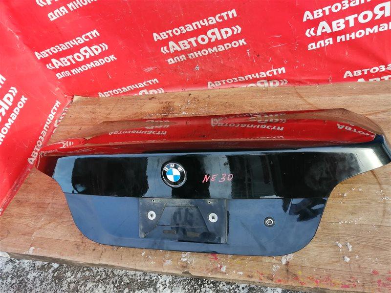 Крышка багажника Bmw 530I E60 N52B30A 03.2005 в сборе, черный 475.