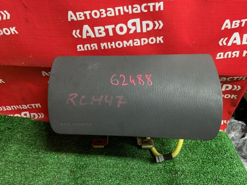 Airbag пассажирский Toyota Regius RCH47W 3RZ-FE с зарядом