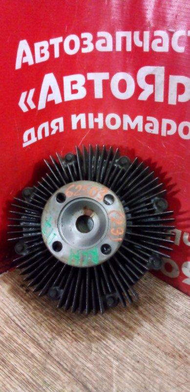 Вискомуфта Toyota Regius RCH47W 3RZ-FE 16210-75060