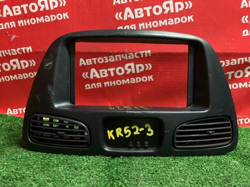 Рамка магнитофона Toyota Liteace Noah KR52V 7K-E 07.2005
