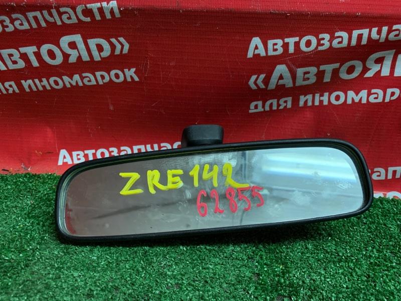 Зеркало салонное Toyota Corolla Fielder ZRE142G 2ZR-FE 11.2006 с креплением