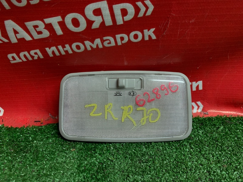 Плафон салона Toyota Voxy ZRR70G 3ZR-FE 11.2007 маленький