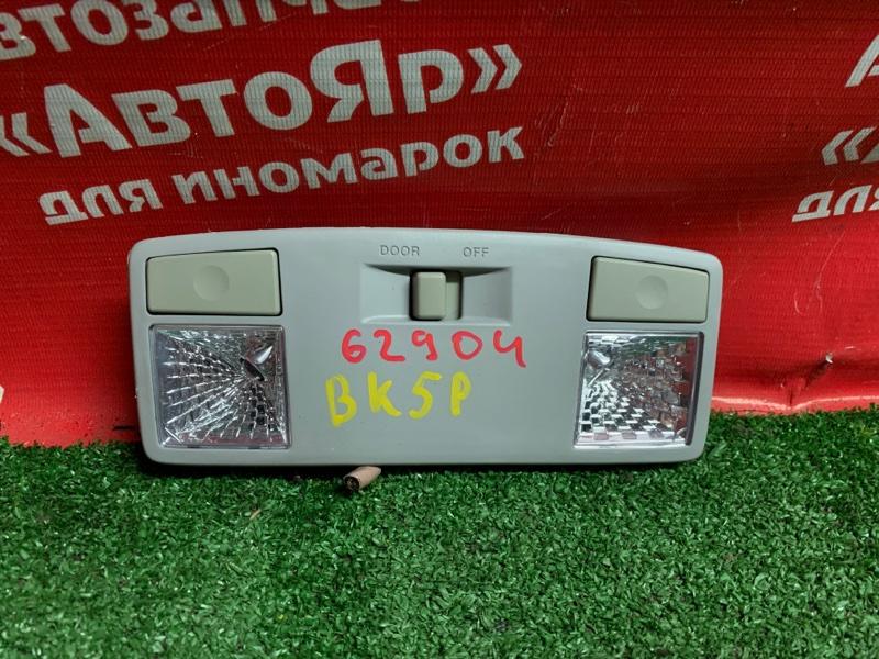 Плафон салона Mazda Axela BK5P ZY-VE 09.2007