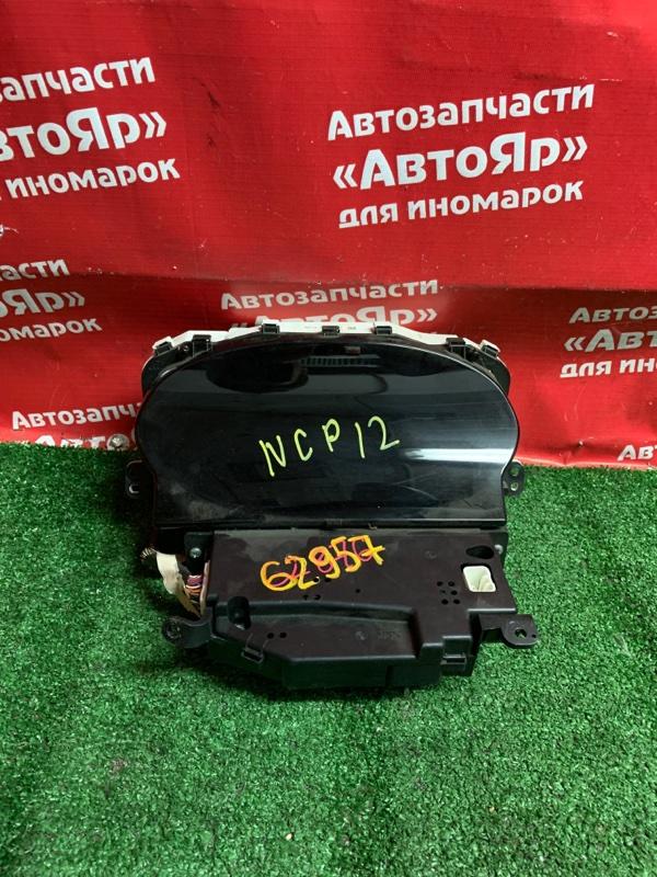 Комбинация приборов Toyota Platz NCP12 1NZ-FE 83800-5c070