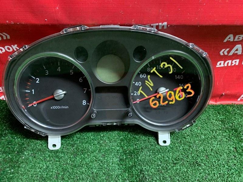 Комбинация приборов Nissan X-Trail TNT31 QR25DE 78100-jg011 / v0bv