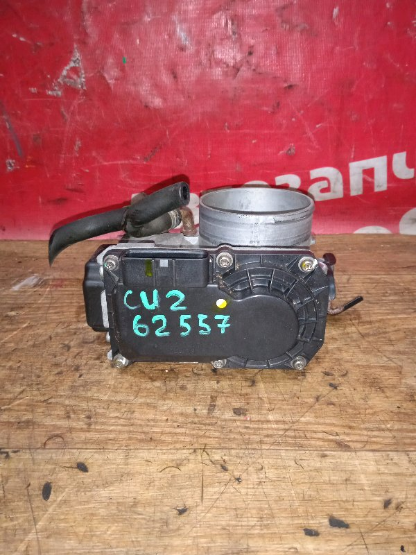 Заслонка дроссельная Honda Accord CU2 K24A 2008 электро
