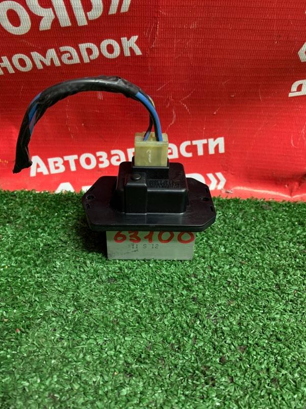 Реостат печки Honda Civic Ferio ES1 D15B 2003 077800-0970