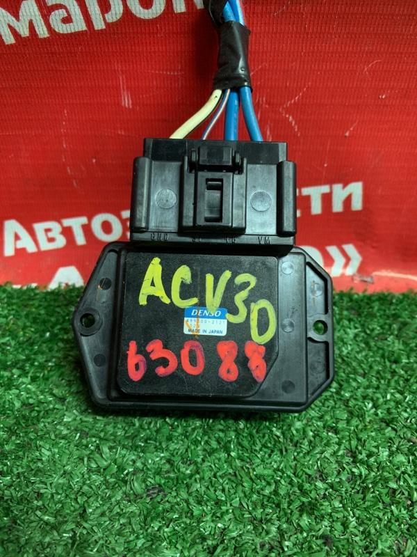 Реостат печки Toyota Camry ACV30 2AZ-FE 10.2003 499300-2121